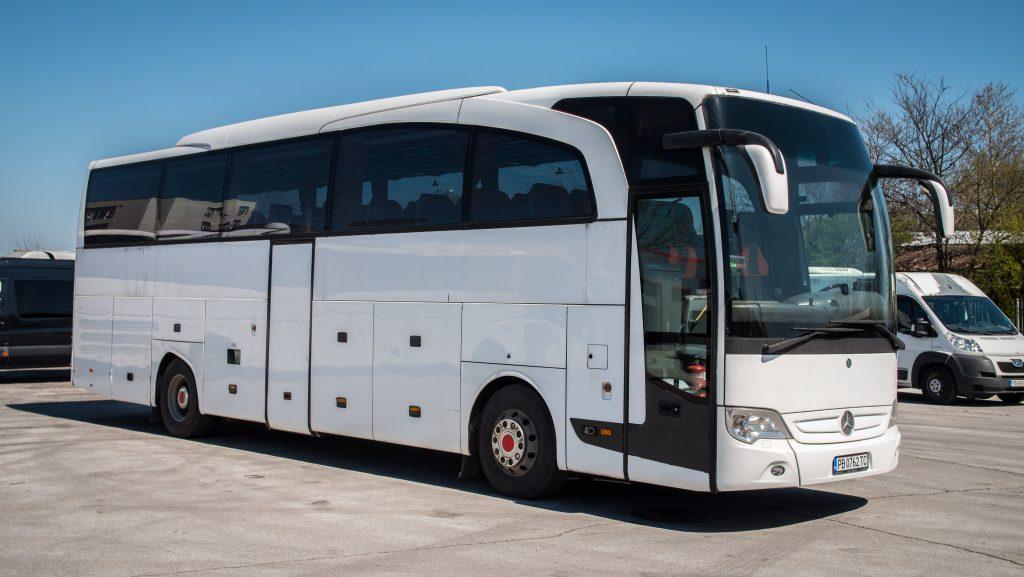 автобусен транспорт